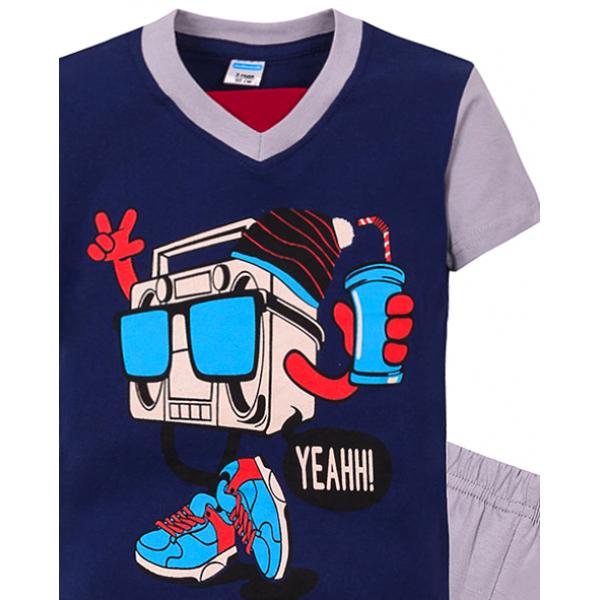 """11-372111 """"Yeahh!"""" комплект для мальчика, 3-7 лет"""