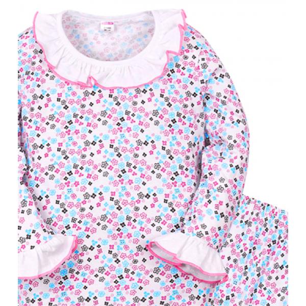 """11-3781030 """"Мальвина"""" Пижама для девочки, 3-7 лет"""