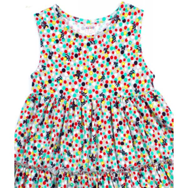 """20-115907 """"Rainbow"""" Платье для девочки, 2-5 лет"""