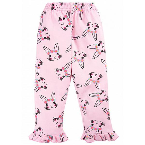 20-30053 Пижама для девочки, 2-5 лет, св-розовый