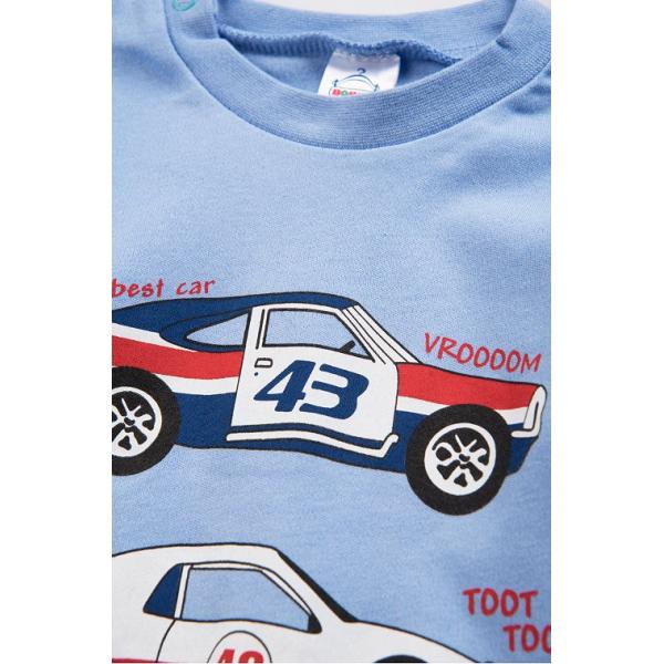 20-006108 Джемпер для мальчика, 1-4 года, голубой