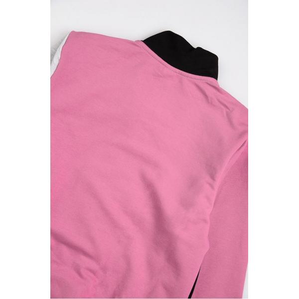 20-1216-1 Костюм для девочки с капюшоном, 8-12, розовый