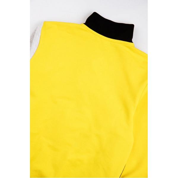 20-1216-4 Костюм для девочки с капюшоном, 8-12, желтый