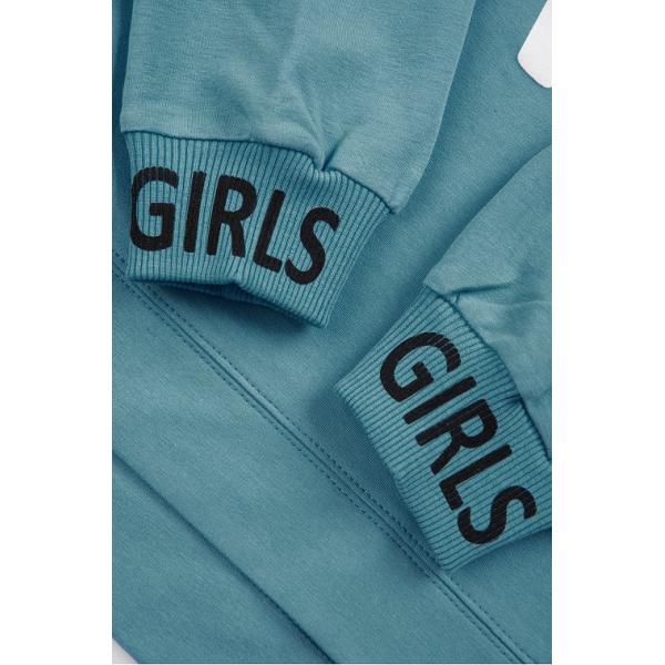 """20-1239-6 """"Girls"""" Костюм для девочки, 5-8 лет, керамик"""
