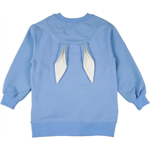 20-1517-3 Джемпер для девочки, 3-7 лет, голубой