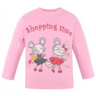 20-00624 Джемпер для девочки, 1-4 года, розовый