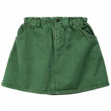 20-1189-1 Юбка для девочки, 2-5 лет, зеленый