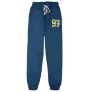 20-13121B Брюки спортивные для мальчика, супрем, 7-11 лет, джинсовый