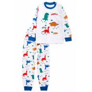 20-14581-1 Пижама для мальчика, 1-4 года, электрик