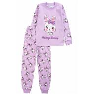 20-14582-1 Пижама для девочки, 1-4 года, сиреневый