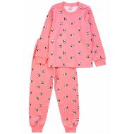20-1549-1 Пижама для девочки, 2-5 лет, арбузный