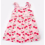 20-50385 Платье для девочки, 3-7 лет, розовый