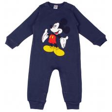 "45-10043 ""Микки"" Комбинезон для малышей, 68-86, т-синий"