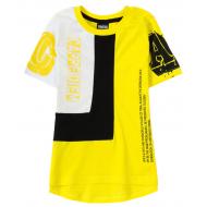 "12-370111-2 ""Cappe dien"" Футболка для мальчика, 2-7 лет, желтый"