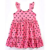 20-14364 Платье для девочки, 2-6 лет, розовый