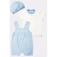 20-4741 Комплект для малыша (3 предмета), 62-80, белый