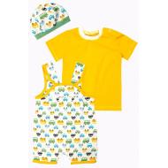 20-4742 Комплект для малыша (3 предмета), 62-80, желтый