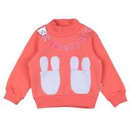 20-13681 Джемпер для девочки, 2-6 лет, персиковый