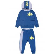 20-138614 Костюм для мальчика, 1-4 года, джинсовый