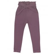 20-14055 Брюки для девочки, т-фиолетовый