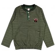 20-2732 Джемпер для мальчика, селаник, 5-8 лет, зеленый