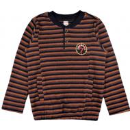 20-2733 Джемпер для мальчика, селаник, 5-8 лет, коричневый