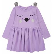 20-3685 Платье для девочки, 2-5 лет, сиреневый
