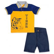 20-4693 Костюм для мальчика, 1-4 года, желтый