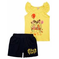 20-4774 Комплект для девочки, 1-4 года, желтый