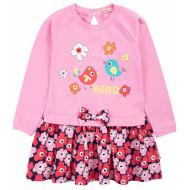 20-8354 Платье для девочки, 2-6 лет, розовый