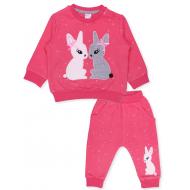 20-3243 Комплект для малышей, 68-86, розовый