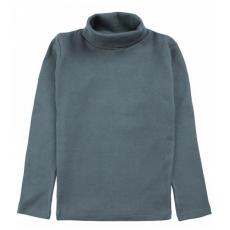 20-48301m Водолазка кашкорсе для мальчика, 3-7 лет, джинсовый