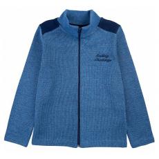 20-5911 Жакет из силаника для мальчика, 6-9 лет, голубой