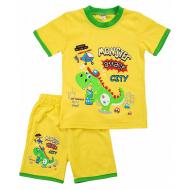20-00406 Костюм для мальчика, 1-4 года, желтый