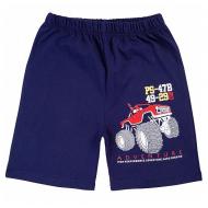 20-102111 Футболка для мальчика, 4-8 лет, индиго