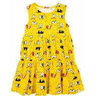 20-11595 Платье для девочки, 2-5 лет
