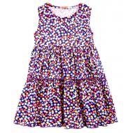 20-11596 Платье для девочки, 2-5 лет