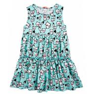 20-11594 Платье для девочки, 2-5 лет