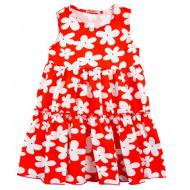 20-11593 Платье для девочки, 2-5 лет