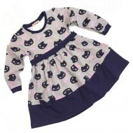 20-12773 Платье для девочки, 2-6 лет