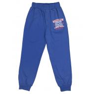 020-13135B Брюки спортивные для мальчика, 8-12 лет, синий