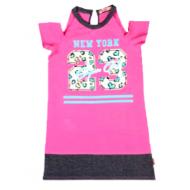 020-13263 Платье для девочки, 8-12 лет, розовый