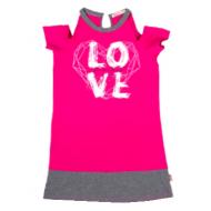 020-13264 Платье для девочки, 8-12 лет, малиновый