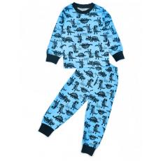 20-30002 Пижама для мальчика, 2-6 лет, голубой