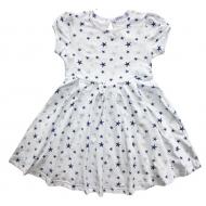 20-3724 Платье для девочки, 3-7 лет, серый