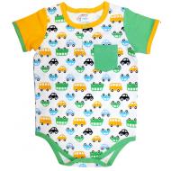 20-4661 Боди для малыша, интерлок, 62-80