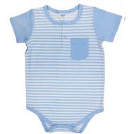 20-4663 Боди для малыша, интерлок, 62-80