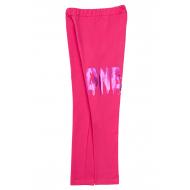 """12-913601-3 """"One"""" Лосины для девочки, 9-13 лет, розовый"""
