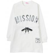 """12-914902 """"Mission"""" Платье для девочки, 9-13 лет, белый"""