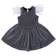020-13411 Нарядное платье для девочек, 2-6 лет